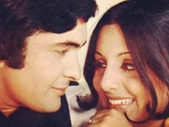 Rishi Kapoor And Wife Neetu In A Beautiful Memory, All Thanks To Daughter Riddhima