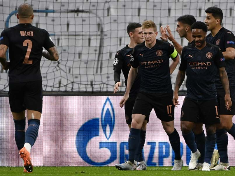 Champions League: Masterly Kevin De Bruyne Inspires Manchester City Past Tame Marseille