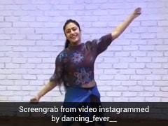 युजवेंद्र चहल की मंगेतर धनाश्री वर्मा का Video हुआ वायरल, Bom Diggy Diggy गाने पर किया धमाकेदार डांस