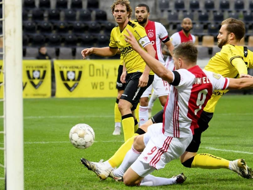 Eredivisie: Ajax Score 13 Goals Against Venlo In Record Dutch Win