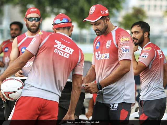IPL 2020, KXIP vs MI: Anil Kumble Hopes Kings XI Punjab Bring Their