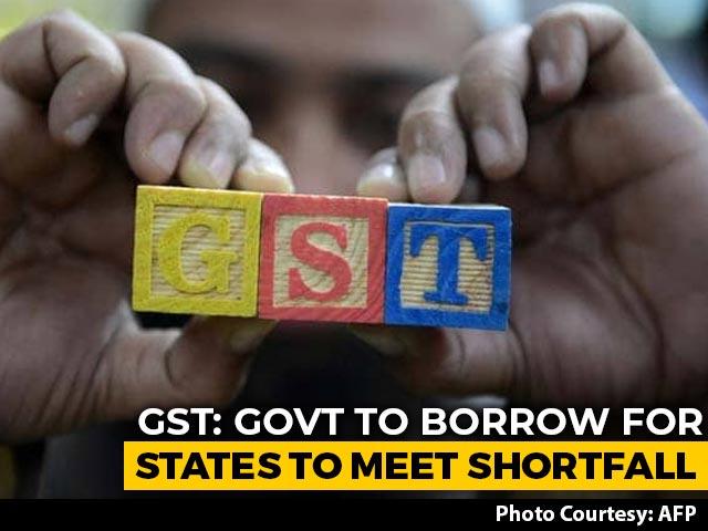 Video : Centre To Borrow On Behalf Of States To Meet GST Shortfall