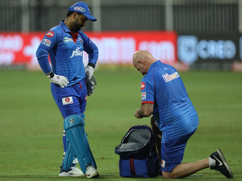IPL 2020, MI vs DC: Shreyas Iyer Confirms Injured Rishabh Pant Out Of Action For At Least A Week