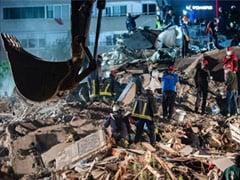 """It Was Chaos..."": 26 Dead As Major Quake Hits Turkey, Greece"
