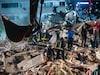 'It Was Chaos...': 22 Dead As Major Quake Hits Turkey, Greece