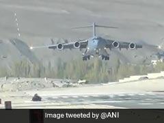 VIDEO: लेह एयरबेस पर उतरा IAF का जंबो विमान C-17 ग्लोबमास्टर, जानें इसकी खासियत