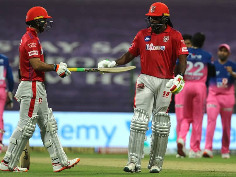 KXIP vs RR: Chris Gayle Fined For Breaching IPL Code Of Conduct