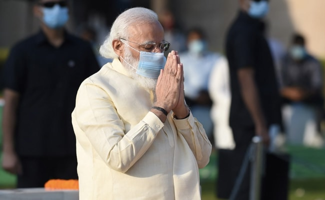 'He Envisioned An Atmanirbhar Bharat': PM's Tribute On Gandhi Jayanti