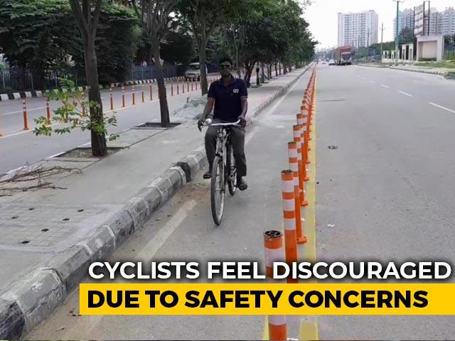 Video: Bengaluru To Get 16km Dedicated Cycling Lane Along Its IT Hub By January