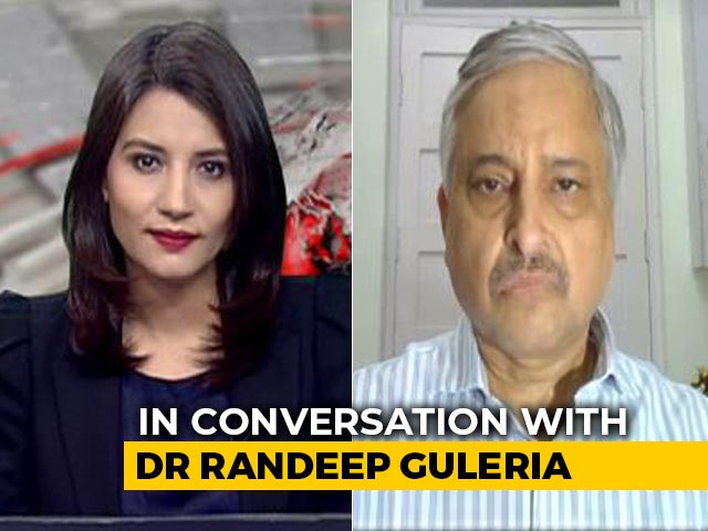 Video: Has India Crossed Covid-19 Peak? Dr Randeep Guleria Answers