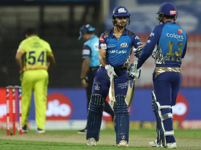 CSK vs MI IPL 2020 Match Highlights: Mumbai Indians Outclass Chennai Super Kings By 10 Wickets