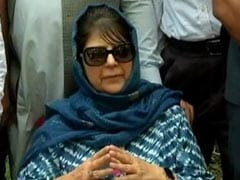 Mehbooba Mufti Alleges Detained Again, Daughter Under House Arrest