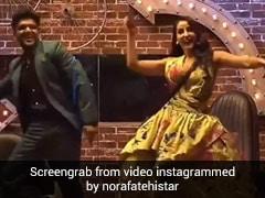 'नाच मेरी रानी' पर ऐसा थिरके नोरा फतेही और गुरु रंधावा, उन्हें देख सलमान खान भी लगे नाचने- देखें Video