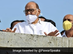 """Power Being Misused"": Sharad Pawar On Action Against Sena MLA"