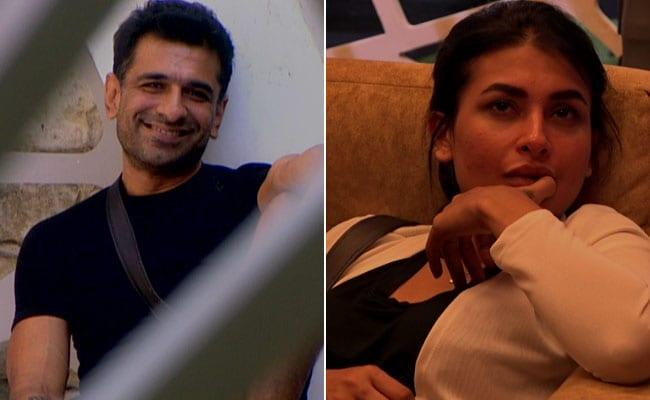 Bigg Boss 14 Written Update October 30, 2020: Pavitra Punia, Eijaz Khan Share A Moment Together