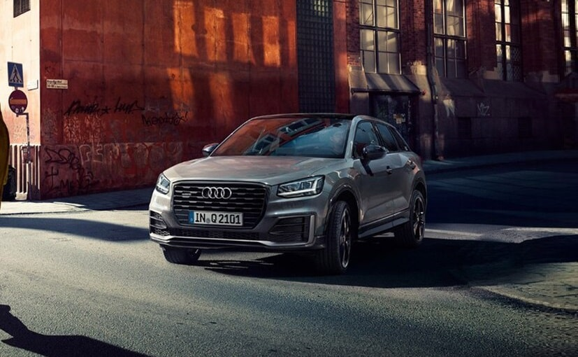 The Q2 compact SUV will become the cheapest SUV from Audi in India