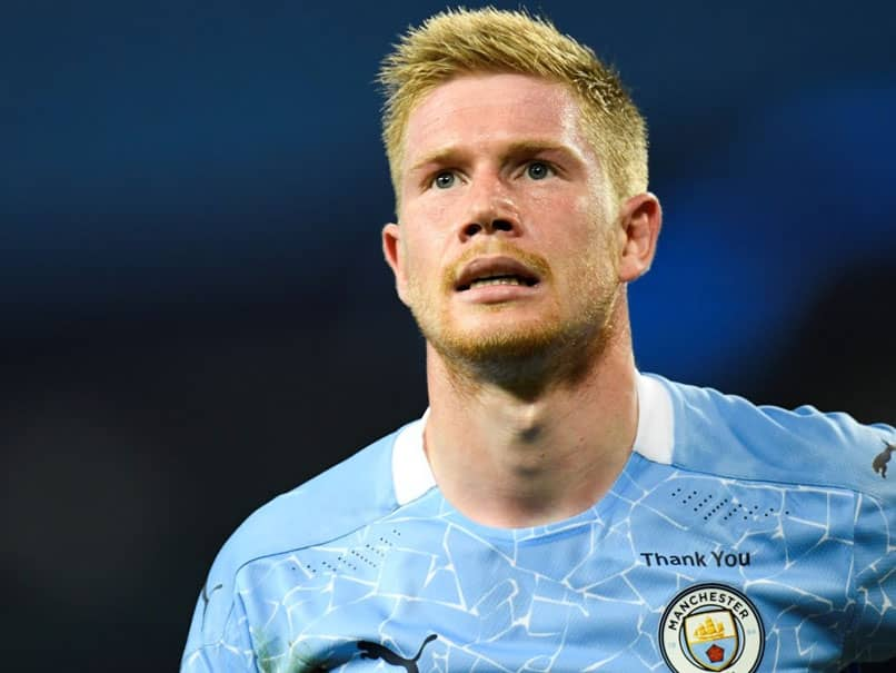 Kevin De Bruyne Faces Spell On Sidelines For Manchester City
