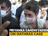 Video : A Father Not Allowed To Perform Rituals: Priyanka Gandhi To NDTV On Hathras Case