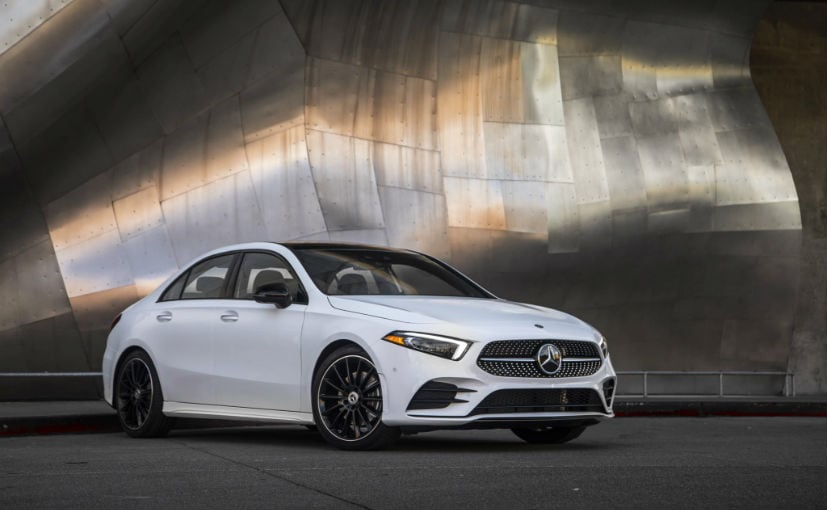 The Mercedes-Benz A-Class Limousine was originally slated to go on sale by mid-2020