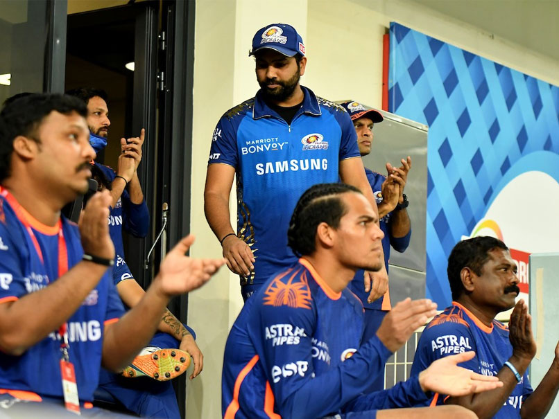 "Rohit Sharma ""Wasn't Feeling Well"", Says Kieron Pollard After Super Over Loss To Kings XI Punjab"