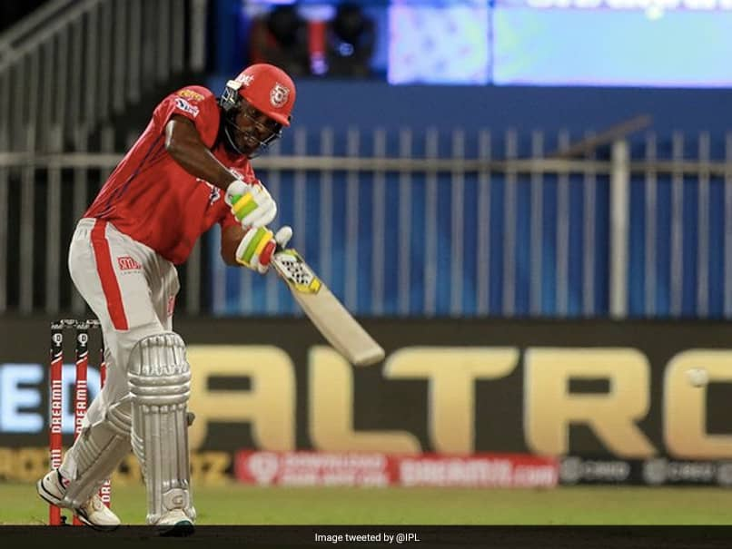 "IPL 2020: Sachin Tendulkar Describes Chris Gayle As ""Smart Player"" Who Has Brought Energy To Kings XI Punjab"