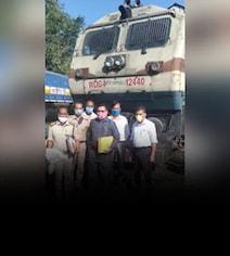 After Elephant Calf Dragged On Tracks For 1 Km, Assam Seizes Train Engine