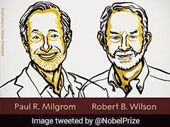 ऑक्शन थ्योरी को बेहतर करने के लिए पॉल मिलग्रोम और रॉबर्ट विल्सन को अर्थशास्त्र का नोबेल