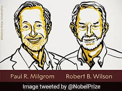 Nobel In Economics Awarded To Americans Paul R Milgrom, Robert B Wilson
