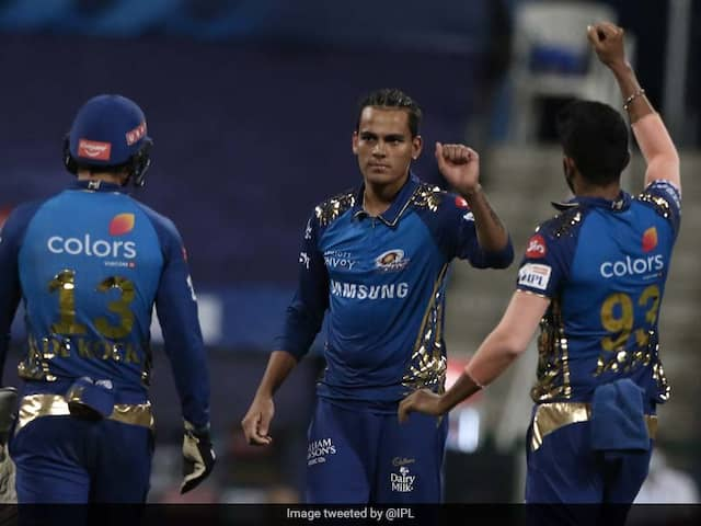 IPL 2020, KXIP vs MI: Rahul Chahar Says He Gained Confidence As Pitch Was Helping Spinners