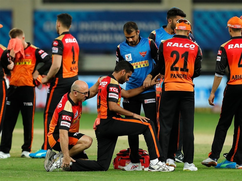 "IPL 2020: David Warner ""Not Too Sure"" About Extent Of Bhuvneshwar Kumar's Injury"