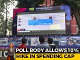 Video : Election Commission Sets Up Panel To Revise Poll Expenditure Limit