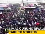 Video : Protests In Darjeeling After Missing Gorkha Leader Bimal Gurung Resurfaces In Kolkata