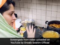 Dipika Kakar ने पापा के लिए बनाया चिकन कोरमा, शोएब इब्राहिम Video शेयर कर बोले- ससुरजी घर आय...