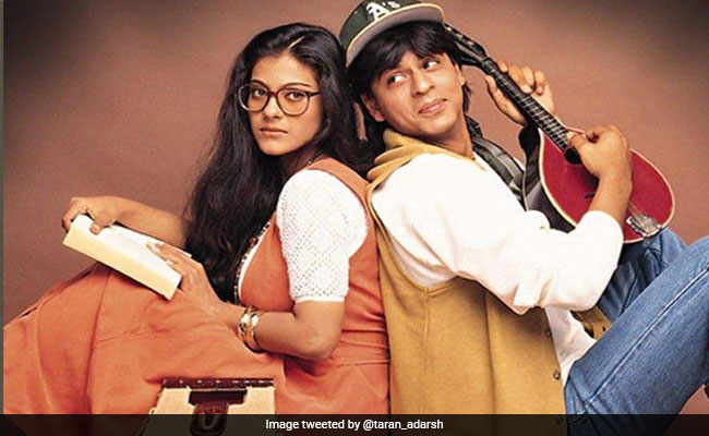 Shah Rukh Khan And Kajol's DDLJ Will Re-Release In These Countries