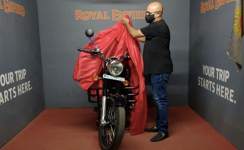 Royal Enfield sees an upswing in sales as demand recovers during the festive period