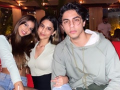 Trending: Suhana Khan's Pic With Brother Aryan And Cousin Alia Chhiba