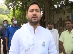 """Why's BJP Chasing Me With 20 Choppers If I'm Inexperienced?"" Tejashwi Yadav"