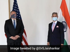 S Jaishankar, Mike Pompeo Meet In Tokyo, Discuss Indo-Pacific Strategy