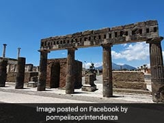 Tourist Returns Stolen Artefacts To Pompeii, Says They Cursed Her For 15 Years
