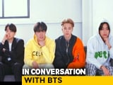 Video : Namaste, India: K-Pop Sensation BTS On Music And More In Exclusive Interview To NDTV