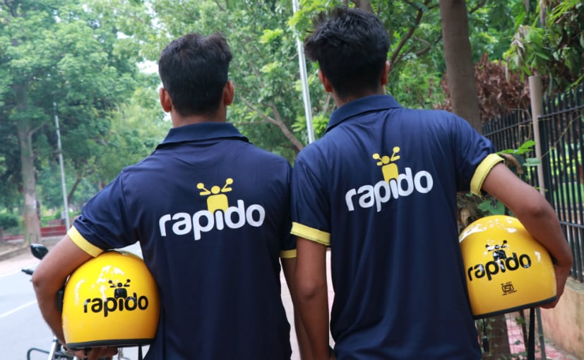 Rapido is one of India's largest bike taxi operators
