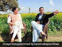 Kareena Kapoor ने पूरी की 'लाल सिंह चड्ढा' की शूटिंग, फोटो शेयर कर बोलीं- मुश्किल समय...महामारी, प्रेग्नेंसी...