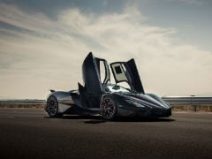 SSC Tuatara Is The New Fastest Production Car In The World, Hits A Top Speed Of 532.93 Kmph