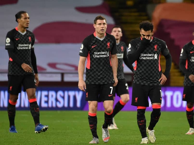 Liverpool, Manchester United Humiliated As Premier League Goes Wild