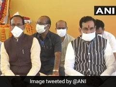 MP : शिवराज ने इमरती देवी पर टिप्पणी के खिलाफ रखा मौन व्रत, कांग्रेस से माफी की मांग