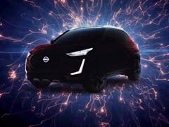 Nissan Magnite Teased Ahead Of Official Debut This Week