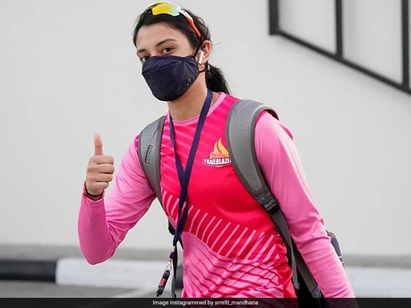 Womens T20 Challenge: Smriti Mandhana Shares Pictures From Training With Trailblazers