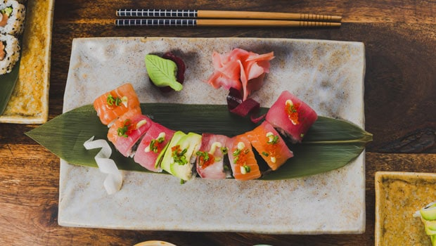 Mamagoto Launches Its Exclusive Sushi Menu And We Have Another Place In Delhi To Try The Delicacy