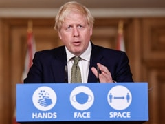 Strongly Urge People To Take Up COVID-19 Vaccine: Boris Johnson