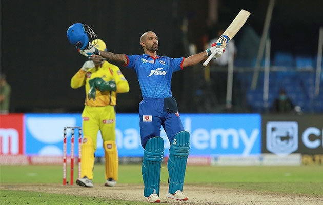 IPL 2020: Shikhar Dhawan Says Playing With Positive Mindset, Not Afraid To Get Out